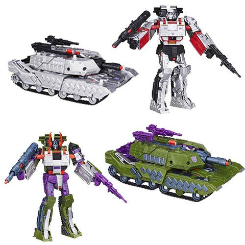 Transformers Generations Combiner Wars Leader Wave 1 - Set of 2