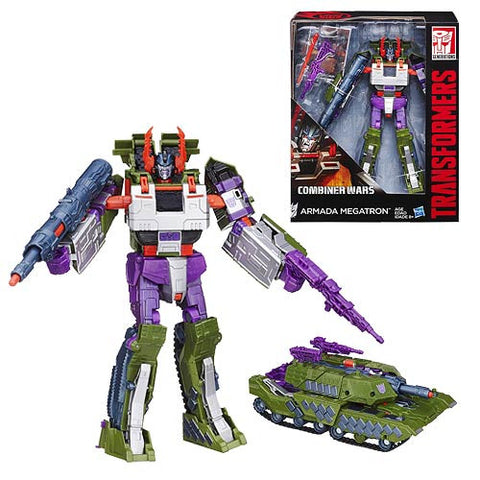 Transformers Generations Combiner Wars Leader Series 01 - Armada Megatron