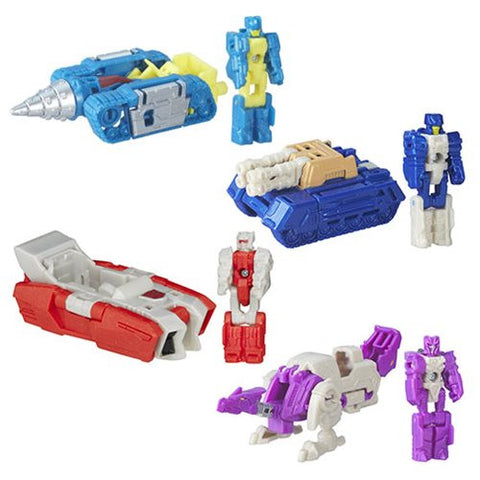 Transformers Generations - Titan Masters Wave 1 Set
