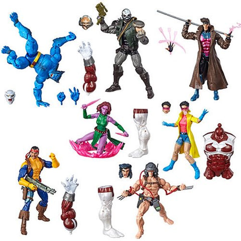 Marvel Legends - X-Men Wave 4 Set of 7
