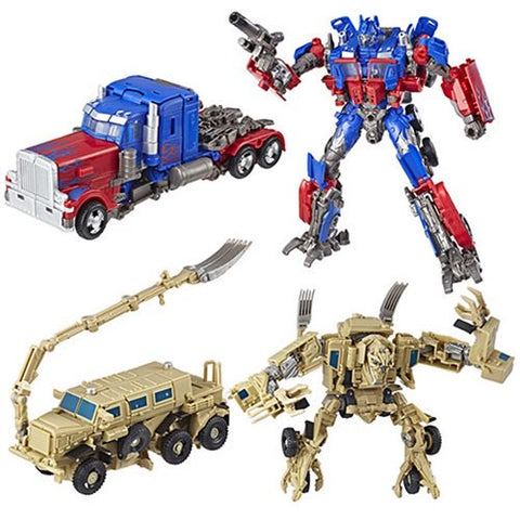 Transformers Generations Studio Series - Voyager Wave 5 - Set of 2