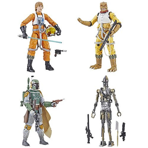 Star Wars the Black Series - Archive Wave 1 Set of 4