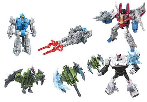 Transformers Generations Siege - Battlemasters Wave 2 - Set of 2