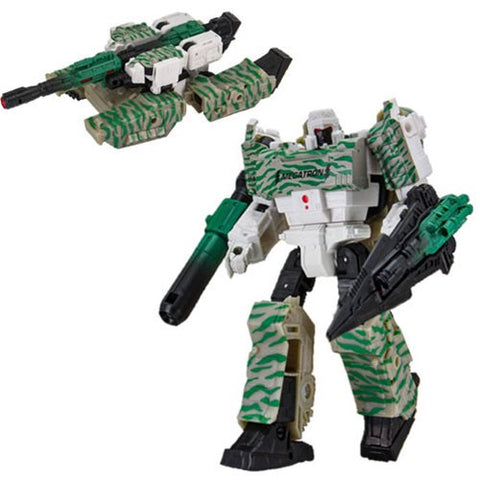 Transformers Generations Selects - Voyager G2 Combat Megatron