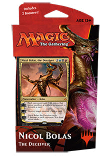 Magic The Gathering - Planeswalker Deck - Hour of Devastation - Nicol Bolas