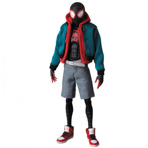 MAFEX Spiderman Into The Spider-Verse - Spiderman (Myles Morales) No.107
