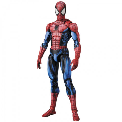 MAFEX Spiderman - Spiderman No. 108 (Comic Paint Version)