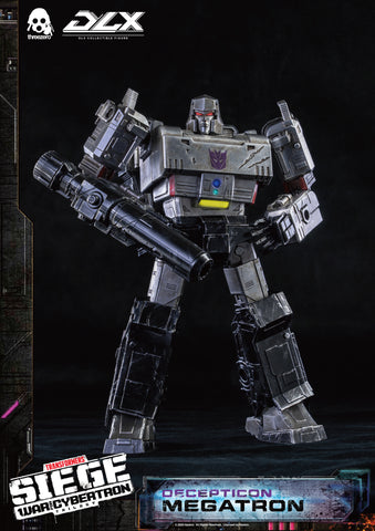 Threezero - Transformers War For Cybertron Trilogy - DLX Megatron