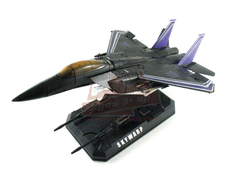 Masterpiece Skywarp (Hasbro)