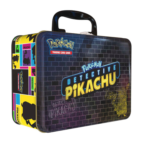 Pokemon TCG - Detective Pikachu: Detective Pikachu Collector Chest