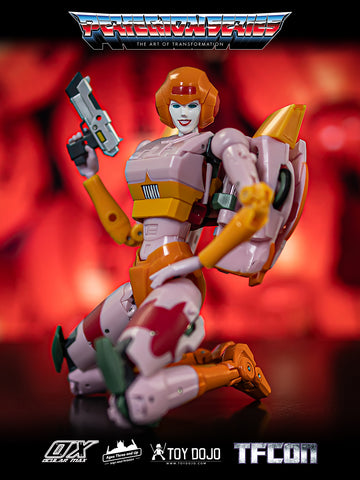 Ocular Max - Perfection Series - PS-04P Azalea Protoform (TFcon)