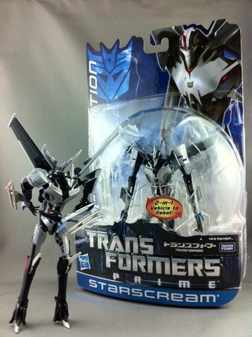 First Edition Starscream (Japan Color Exclusive)