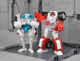 Maketoys - Manga Mech - Rearend and Hurricane Add On Kit