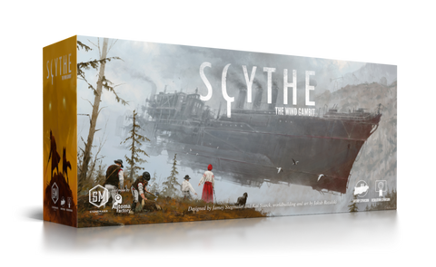 Stonemaier Games - Scythe The Wind Gambit