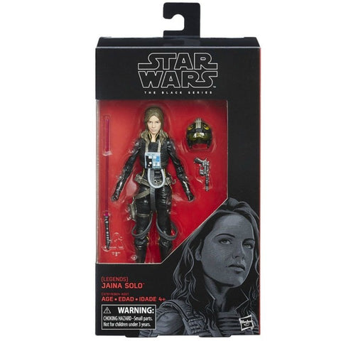 Star Wars the Black Series - Wave 14 - Jaina Solo