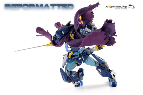 Mastermind Creations - Reformatted R-32AM Stray Asterisk Mode (TFcon)
