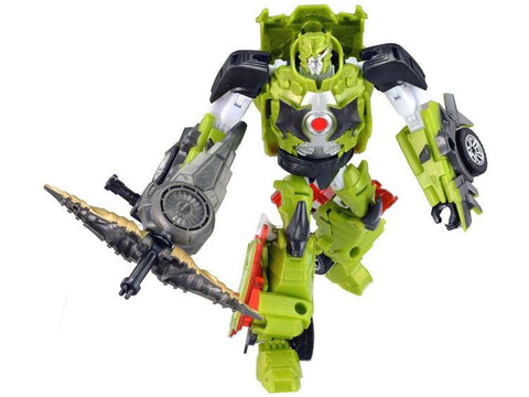 Transformers GO! - G19 Hunter Rachette