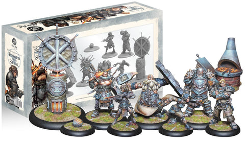 SFG - Guild Ball: The Blacksmith's Guild  - Master Crafted Arsenal