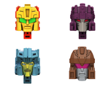 Transformers Generations - Titan Masters Wave 4 - Set of 4