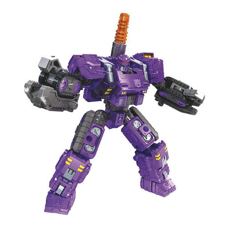 Transformers Generations Siege - Brunt Weaponizer