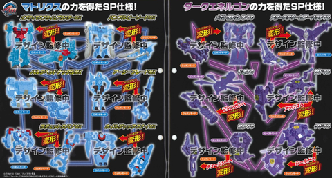 Micron Arms Gashapon #4 Special Edition (Capsule Toy) - Set of 12