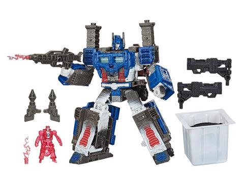 Transformers War for Cybertron Trilogy - Leader Ultra Magnus