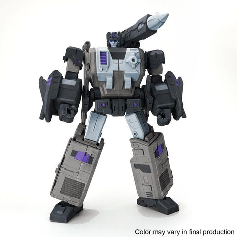 Fans Hobby - Master Builder MB-11A Black God Armor