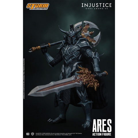 Storm Collectibles - Injustice: Gods Among Us - Ares 1/12 Scale