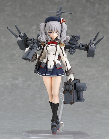 Max Factory - Kantai Collection Figma: No. 317 Kashima (Reissue)
