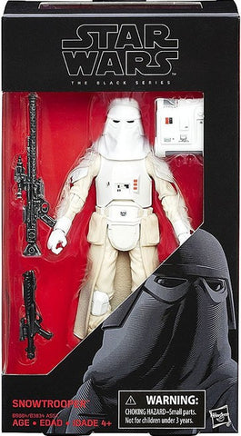 Star Wars the Black Series - Wave 9 - Snowtrooper