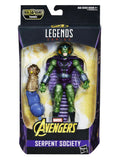 Marvel Legends - Serpent Society