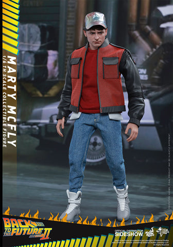 Hot Toys - Back To The Future Part II: Marty McFly