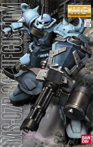 MG - MS-07B-3 Gouf Custom