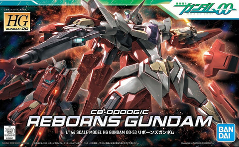 High Grade 00 1/144 - 53 Reborns Gundam