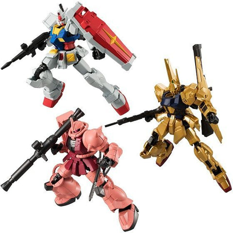 Bandai - Mobile Suit Gundam: G Frame Vol. 3