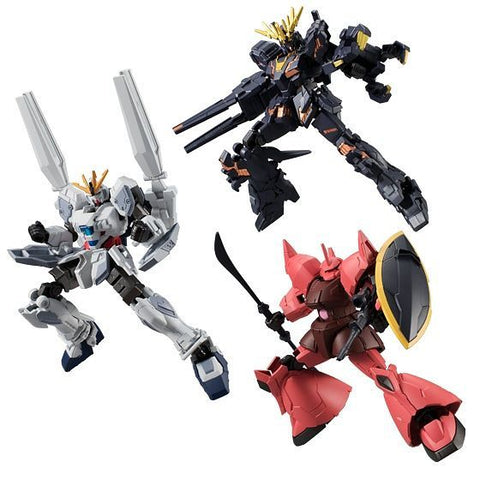 Bandai - Mobile Suit Gundam: G Frame Vol. 4
