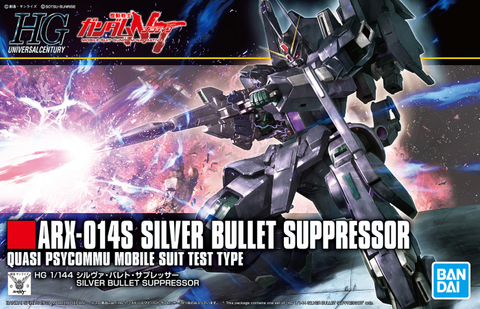 HGUC 1/144 - 225 ARX-014S Silver Bullet Suppressor