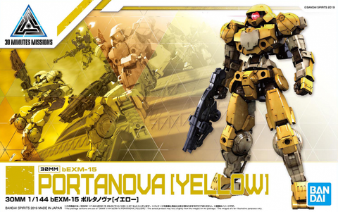 30 Minutes Missions - 010 Portanova [Yellow]