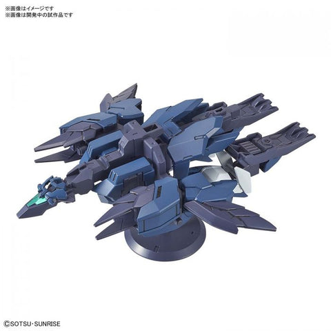 High Grade Build Divers Re:Rise 1/144 - 017 Mercuone Unit