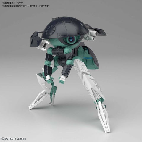 High Grade Build Divers Re:Rise 1/144 - 028 Wodom Pod