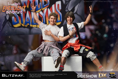 Blitzway - Bill & Ted's Excellent Adventure: Bill and Ted (Deposit Required)