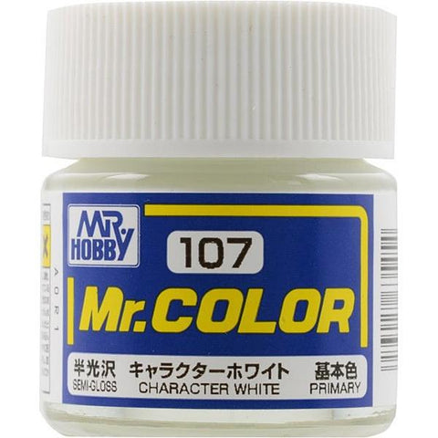 Mr Color 107 Character White
