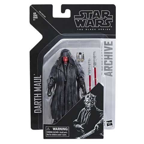 Star Wars the Black Series - Archive: Darth Maul