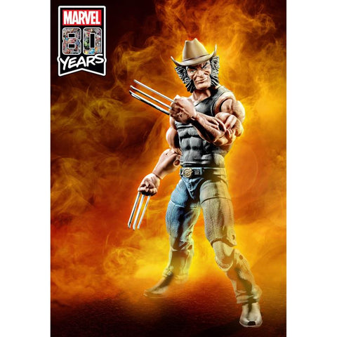 Marvel Legends - Marvel Comics 80th Anniversary: Cowboy Logan