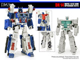 DNA Design - DK-14 Ultra Magnus Upgrade Kit