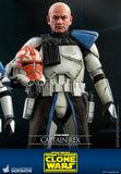 Hot Toys - Star Wars: The Clone Wars - Captain Rex (Deposit Required)