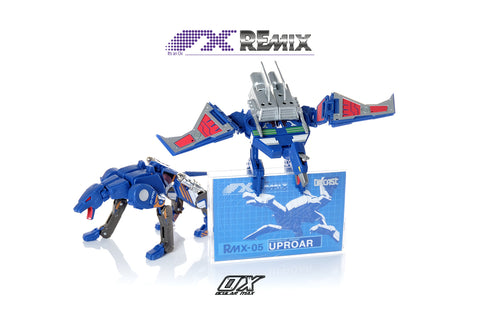 Ocular Max - Remix Catcall and Uproar 2 pack (TFcon)