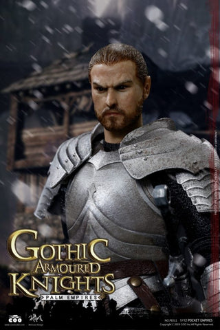 COO Model - Palm Empires: Gothic Armored Knight 1/12 Scale