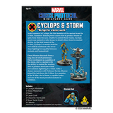 Atomic Mass Games - Marvel Crisis Protocol: Storm and Cyclops