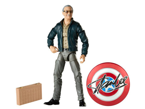Marvel Legends - Marvel Comics 80th Anniversary: Stan Lee